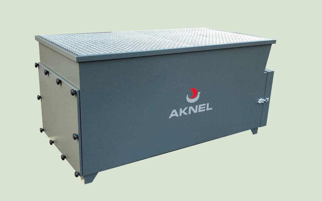 Nový odsávací svařovací stůl AG WELDING BOX 2